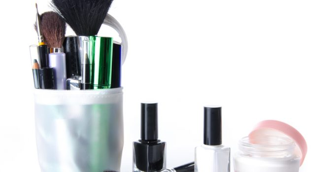 Can beauty product chemicals  mess with your hormones?